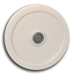 "13"" Nylon (narrow version) , Round Groove, 13-NR-N, 1"" Wide, with 1.5"" bearing"