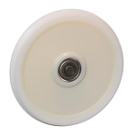 "5"" Nylon, Round Groove, 5-NRI, interlocking (nesting) design, with bearing"